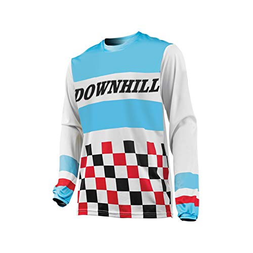 UGLYFROG Maillot Bicicleta Downhill/Motostorm Jersey Hombre Invierno Fleece Warm Maillot Ciclismo Manga...