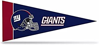 Zipperstop Officially Licensed New York Giants NFL Mini Pennant, 4