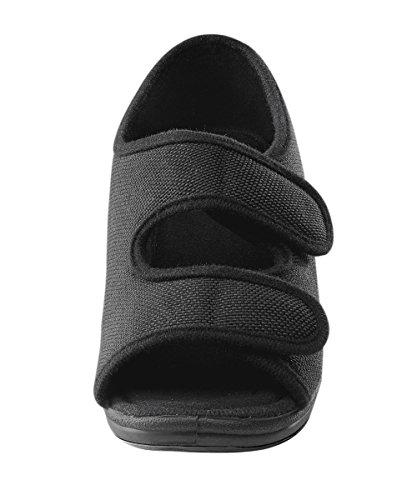 Silvert's Women's Indoor and Outdoor Sandals