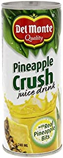 Del Monte Pineapple Crush Flavored Juice Drink