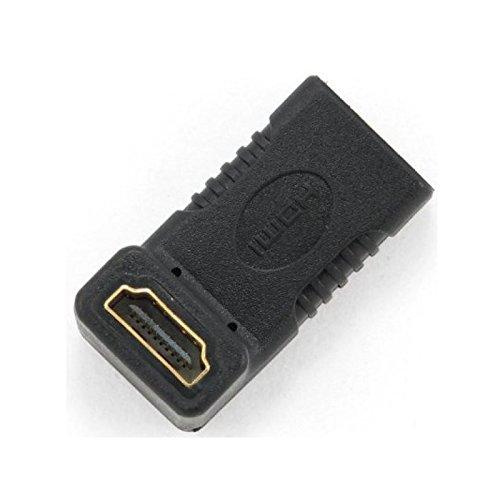 iggual Adaptador Acodado 90º HDMI V1.3 A/H-A/H - Adaptador para Cable (HDMI,...