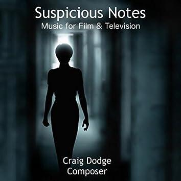 Suspicious Notes - Music For Film & Television