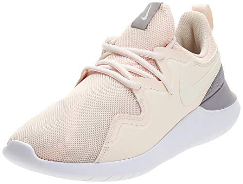 Nike Wmns TESSEN, Zapatillas de Running Mujer, Multicolor (Guava Ice/Sail/Atmosphere Grey/White 800), 38 EU
