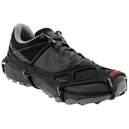 Kahtoola EXOspikes Footwear Traction - Black - Large