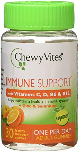 Chewy Vites Adults Immune Support 30 Gummies