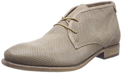 Mjus Herren 317208-0201-6477 Desert Boots, Beige (Opale), 41 EU