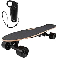 Hicient Electric Skateboard with Wireless Remote Control
