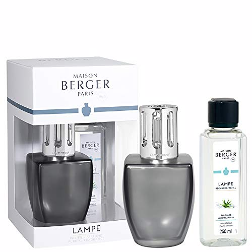 MAISON BERGER Caja June gris satinado con 250 ml EAU d'áe.