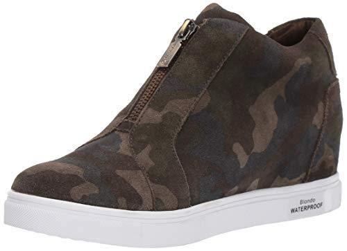 Blondo womens Glenda Sneaker, Camoflage, 8.5 US