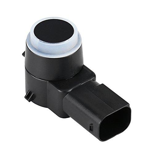 Esenlong Sensor de Control de Distancia de Aparcamiento de Coche Pdc para Peu- Geot 307308407 para Cit- Roen C4 C5 C6 9663821577 Negro 1 Pieza