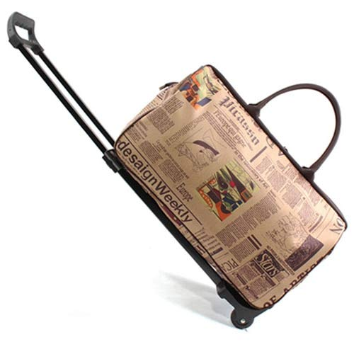 Mdsfe Luggage Suitcase Trolley Traveling Luggage Bags with Wheels Rolling Carry on Portable Suitcase Bag - 8, a1