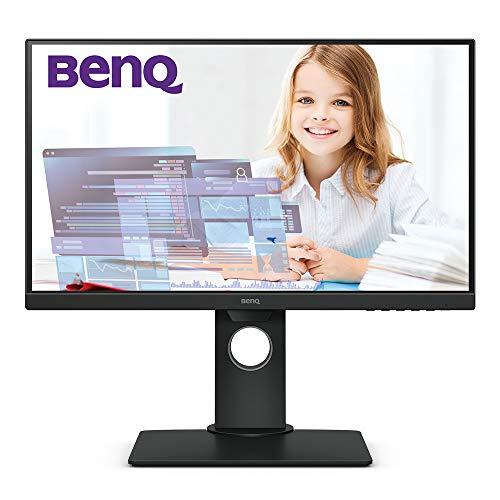 BenQ GW2480T - Monitor de 23.8' FullHD (1920x1080, 5ms, 60Hz, HDMI, IPS, DisplayPort, VGA, Altavoces, Eye-Care, Sensor Brillo...