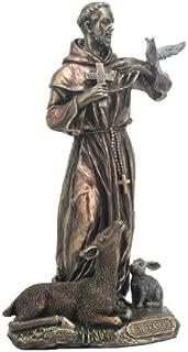 Sale - Saint Francis of Assisi Statue Sculpture