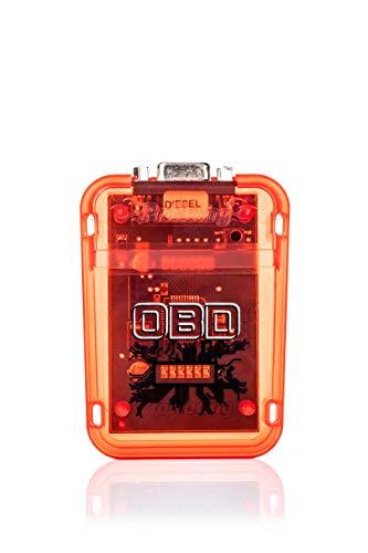 Chip Tuning OBD 2 für O.P.E.L MOKKA (A) 1.7 CdTi 131 HP 96 kW (from 2012)