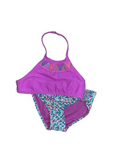 Gossip Girl Rock and Roll Girl Pink 2 PC Bikini Swimsuit (12)