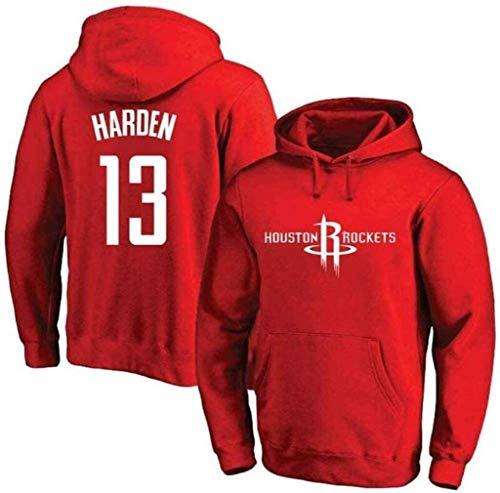 Capucha de Baloncesto de los Hombres - Houston Rockets Deportiva suéter Chaqueta...