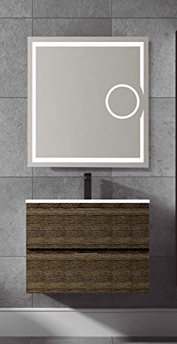 Juego de Mueble de Baño Modelo Toscana Porcelana, Conjunto formado por Mueble...