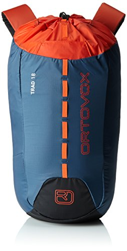 Ortovox Trad 18 Rucksack, 49 cm, 18 L, Night Blue