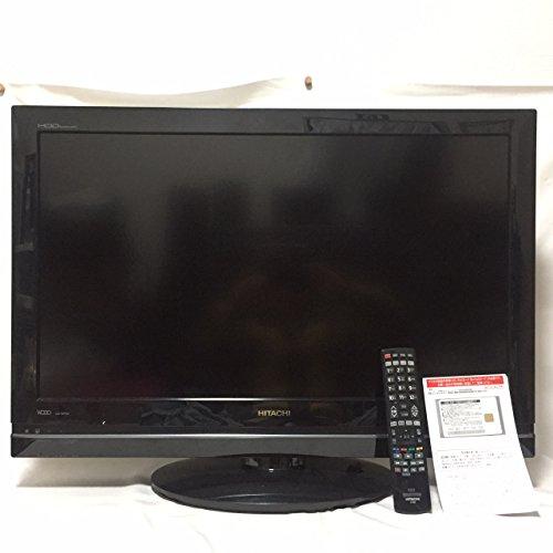 日立 32V型地上・BS・110度CSデジタルハイビジョン液晶テレビ(250GB HDD内蔵 録画機能付)Wooo L32-WP03