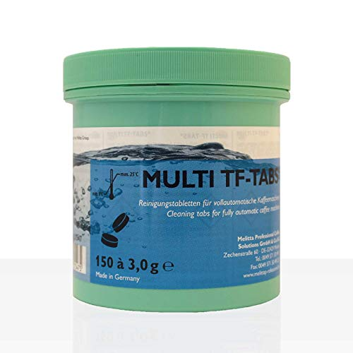 Melitta Cafina Multi TF-Tabs 150 x 3,0g, Reinigungstabletten