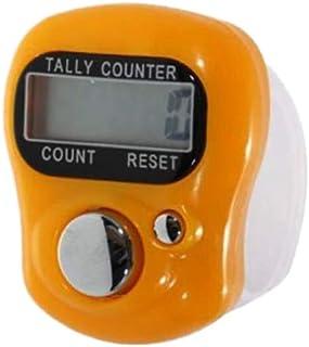 Generic Tasbeeh Tool Tally Counter - Orange