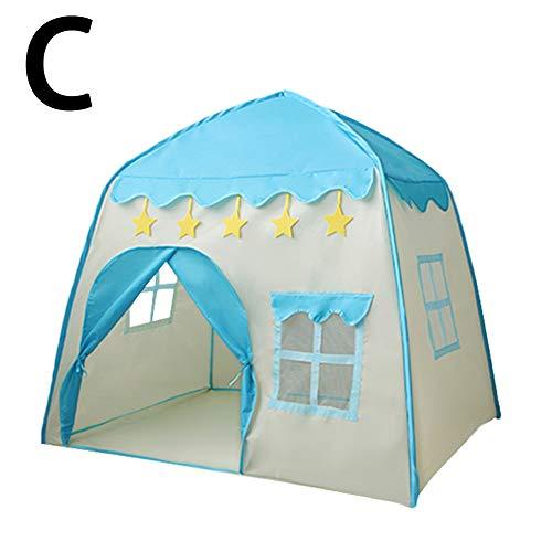 Lanbowo Tienda de campaña, Plegable de los Niños Tienda Portátil de los Niños Tiendas de Tiendas Teepee Gran Casa de juegos de los Niños de