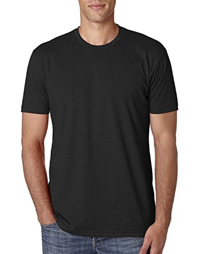 Next Level N6210 T-Shirt - Black - Large