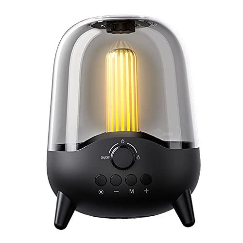 B Blesiya Luz de Noche LED Altavoz Bluetooth Soporte Recargable Tarjeta TF Los Mejores Regalos para niños, niñas, niños, Adolescentes, Viajes, Fiestas, Ducha al
