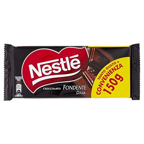 Nestlé Classic Tavoletta di Cioccolato Fondente, 150g