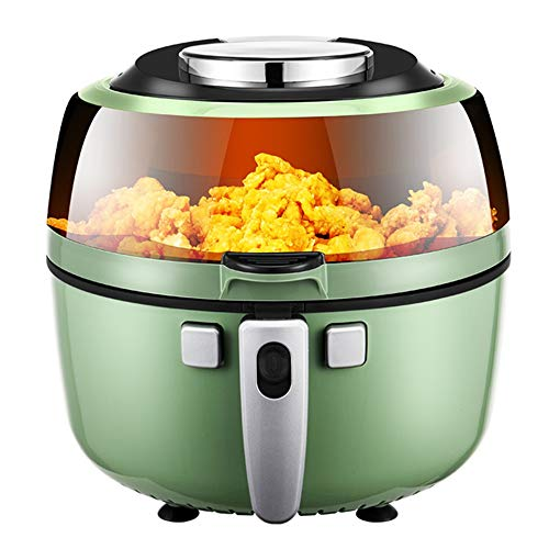 Why Should You Buy Dygzh Air Fryer 6.5 Liter Capacity Air Fryer Household Automatic Intelligent Oil ...