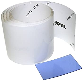 XPEL Clear Universal Door Sill Guard  60  x 2.75   Paint Protection Film Kit  R3022
