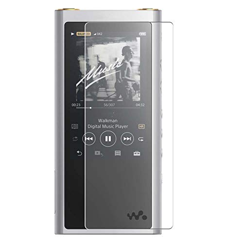 Puccy 4 Pack Screen Protector Film, compatible with Sony Walkman NW-ZX300 (NW-ZX300A / NW-ZX300B / NW-ZX300S) TPU Guard ( Not Tempered Glass Protectors )