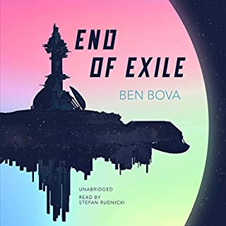 End of Exile audiobook cover art