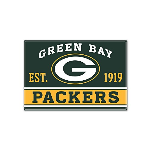 Wincraft NFL Green Bay Packers Metall Magnet