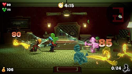 41YiSD9T2jL - Luigi's Mansion 3 - Nintendo Switch