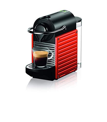Nespresso Krups Pixie XN3045 - Cafetera monodosis de cápsul