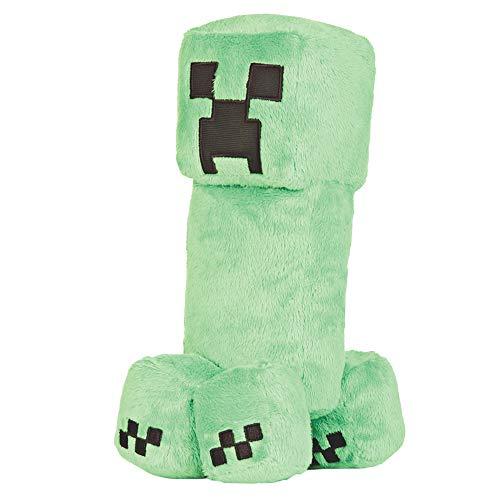 JINX JX10916 Minecraft Earth Adventure Creeper de Peluche