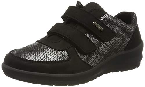 Rohde Damen Kitzbuehel Hohe Sneaker, Schwarz (Schwarz 90), 38 EU