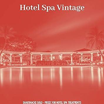 Shakuhachi Solo - Music for Hotel Spa Treatments