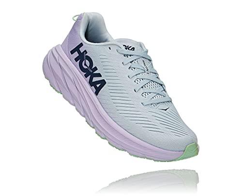 HOKA Rincon 3, Scarpa da Running Donna (Plein Air/Orchid Hush, Numeric_40)