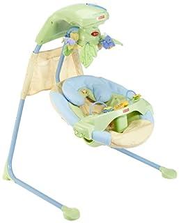 Mattel Fisher-Price J6978 - Fisher Price Baby Gear Kuschelnest Babyschaukel, Puppe (B000E8UEIG)   Amazon price tracker / tracking, Amazon price history charts, Amazon price watches, Amazon price drop alerts