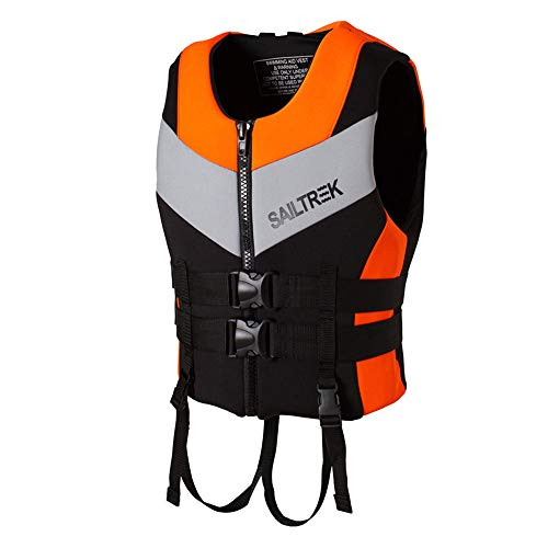 LIXADA ライフジャケット フローティングベスト フィッシングベスト 救命胴衣 45kg-95kg 153-193cm選択可 CE認証 安全保障 高浮力 マリンスポーツ 船釣り シュノーケリング 水泳 海水浴など用