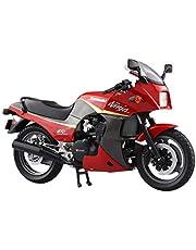 スカイネット 1/12 完成品バイク カワサキ GPZ900R 赤/灰