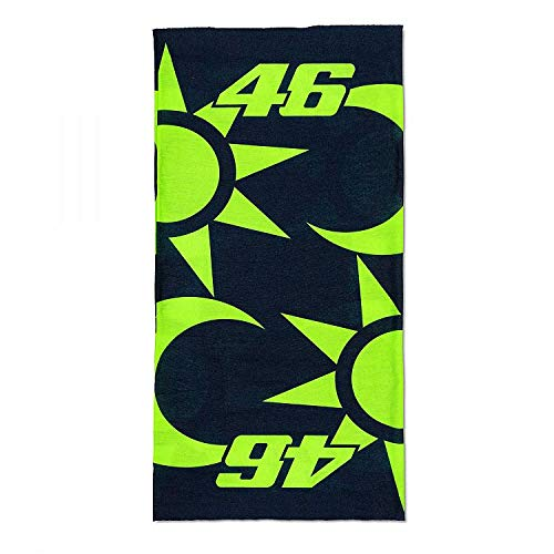 Valentino Rossi Vr46 Classic-Accessories, Scaldacollo Unisex Adulto, Multicolore, 24x50