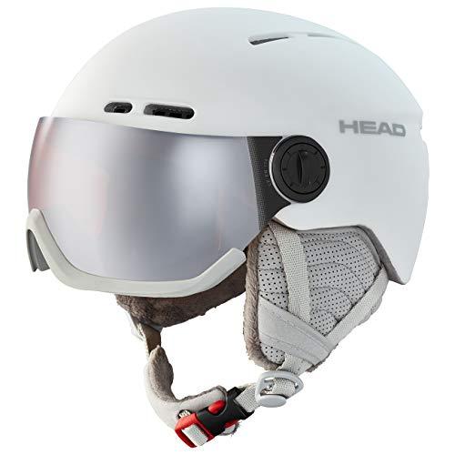 Head Queen Helm 2021 White