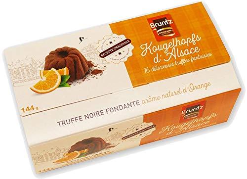 Elsässer Gugelhupf-Kakaokonfekt mit Orange (16 Stk.)