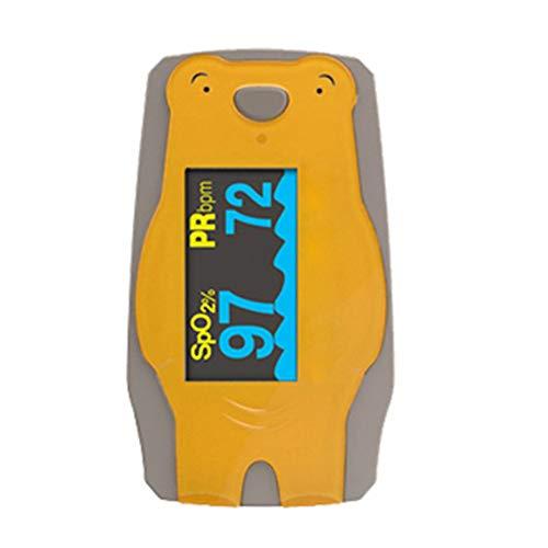 LeeAY Pulsoximeter, Sport- Und Luftfahrt-Pulsoximeter SpO2-Finger-Pulsoximeter Für Erwachsene Und Kinder