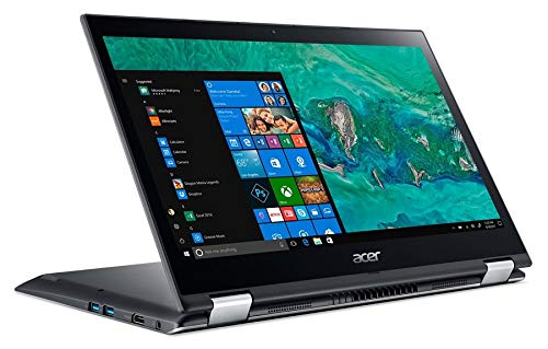 Notebook 2 em 1 Acer Spin 3, SP314-51-53A3 - 44812, Intel core i5 8250U, 8GB RAM, HD 1TB, tela 14', Windows 10