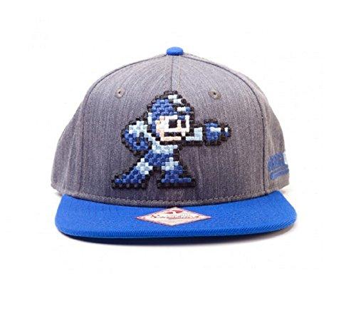 Megaman Baseball Cap Pixel Character Nue offiziell Snapback