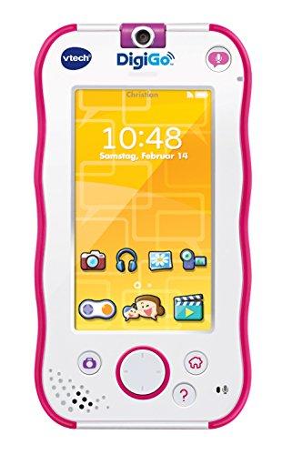 VTech 80-168854 - Kinder Handkonsole, DigiGo, pink